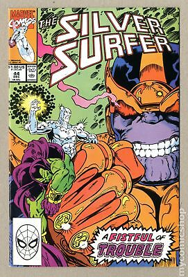 Silver Surfer (2nd Series) #44 1990 FN/VF 7.0
