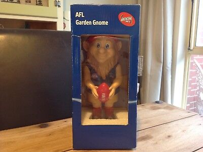 Adelaide Crows Afl Garden Gnome New Boxed Early Edition Official Product