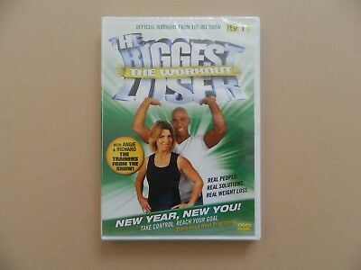 The Biggest Loser - The Workout DVD - Keep Fit, Exercise, Weight Loss