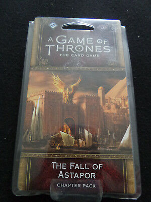 Game of Thrones Card Game The Fall of Astapor Chapter Pack LCC englisch OVP