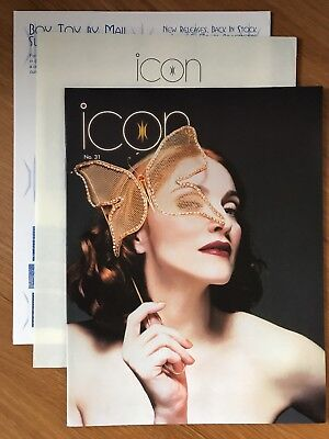 Madonna - Official Madonna Fan Club Icon Magazine Issue 31
