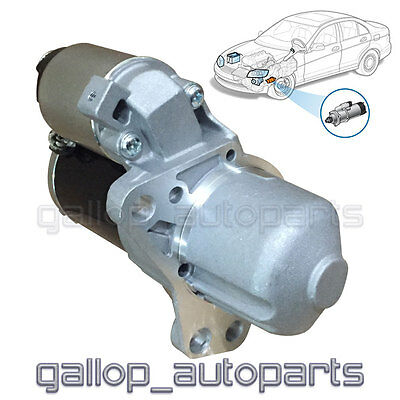 For Holden Starter Motor Commodore VZ & VE 3.6L Petrol V6 (LY7) 2004 to 2013