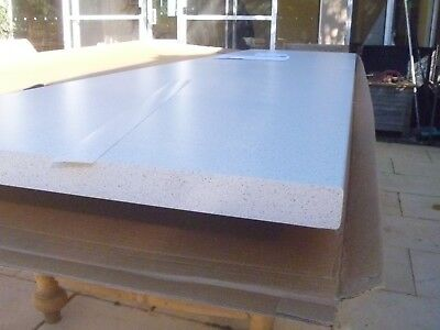Never used - (2 of 5 to sell) IKEA Kitchen Bench Top - PRAGEL 2460 X 600 X 380mm