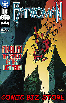 Batwoman #12 (2018) 1St Printing Bagged & Boarded Dc Universe Rebirth