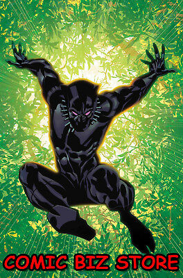 Black Panther Annual #1 (2018) 1St Printing Stelfreeze Variant Cover