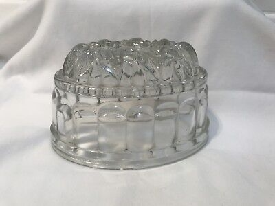 Vintage Jelly Mould (English)