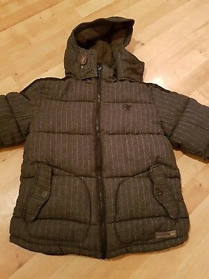 Boy's Next coat age 8 - perfect for British weather!