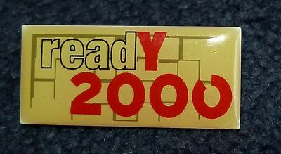 ready 2000  (Computerbranche) PIN Top!