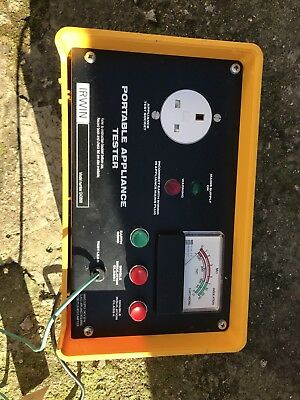 used pat tester