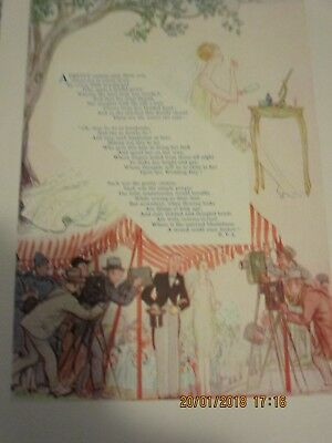 punch (almanack number)November 5 1928 - page-A song of the wedding dress
