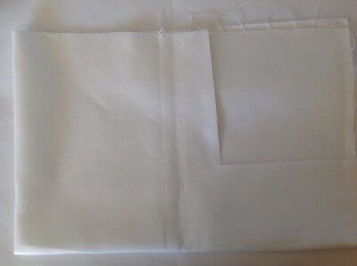 28 COUNT LINEN FOR CROSS STITCH/EMBROIDERY Off White