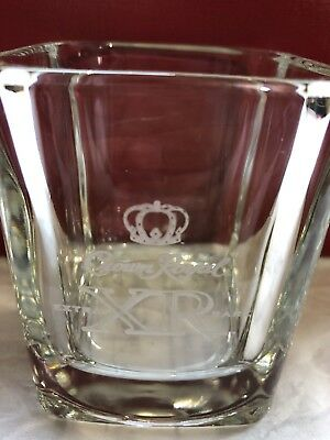 Rare Crown Royal XR Glass Cup