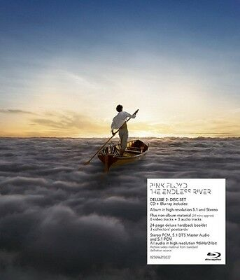 PINK FLOYD The Endless River - CD + Blu-ray - Deluxe Edition - Box Set