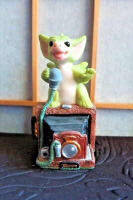 """1999 Whimsical World of POCKET DRAGONS """"SMILE!"""" BY REAL MUSGRAVE FLAMBRO"""