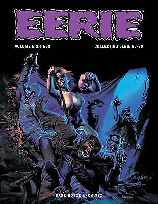 Eerie Archives Volume 18,HC,Various - NEW