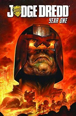 Judge Dredd: Year One,PB,Simon Coleby, Matt Smith - NEW
