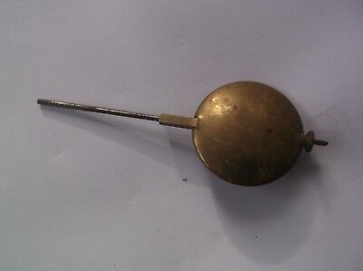 Pendulum From An Old  Clock Ref P3
