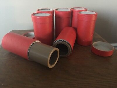 Wax Cylinder Recording Blank New 2 minute fits Edison Record