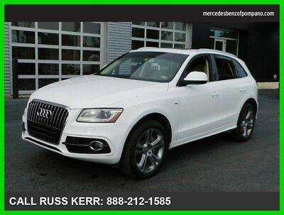 2013 Audi Q5 Premium Plus 2013 Premium Plus Used 3L V6 24V Automatic All Wheel Drive SUV Premium