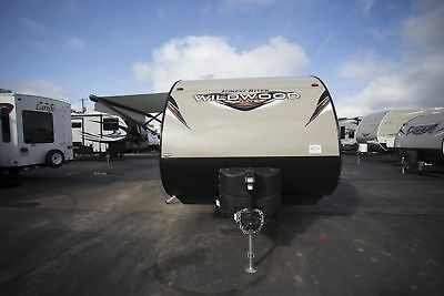 Clearance Pricing New Wildwood X-Lite 171Rbxl Bunk House Travel Trailer