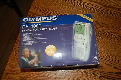 Olympus DS-400 Digital Voice Recorder