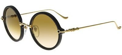 e8af14921ba0 Chrome Hearts MOIST BLACK GOLD BROWN SHADED GOLD women AUTHENTIC Sunglasses