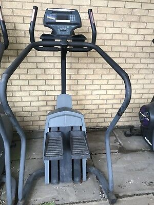 life fitness 9500 hr stepper/ step machine. Exercise machine treadmill