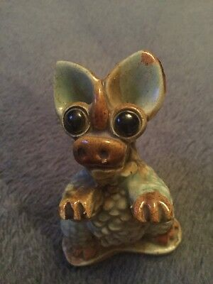 YARE POTTERY DRAGON - charming item in perfect condition