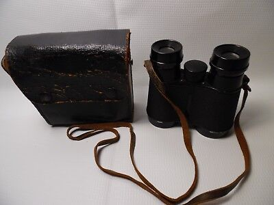 VTG Airguide 49A Opera Glasses Compact Binoculars 4 X 35 With Case Made in USA