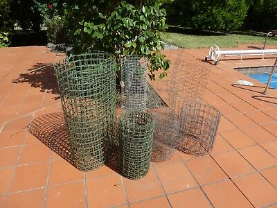 2 Rolls Gutter Guard, 2 Rolls Chicken Wire + Wire Mesh Many Uses Melbourne