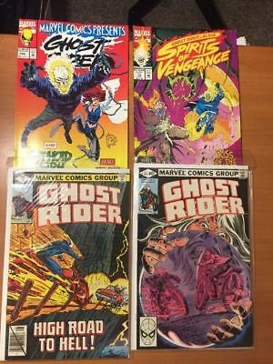 Ghost Rider 4 Pack