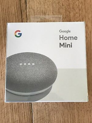 Google Home Mini - never used, box unopened