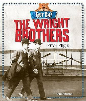 The Wright Brothers (Fact Cat: History) by Bingham, Jane | Paperback Book | 9780