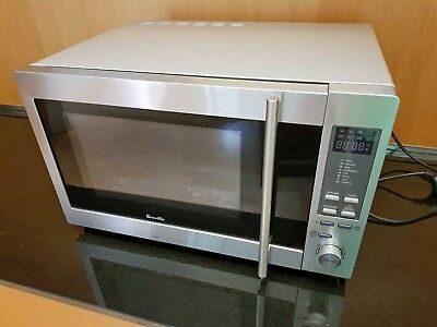 Breville Stainless Steel Microwave BMO200
