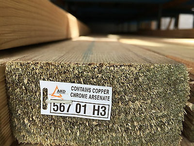 90x45mm Treated Pine Non-Structural H3 LONG Length