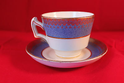 George Jones Crescent Ivory Lawleys Demi Tasse Coffee Can Cup Art Deco Espresso