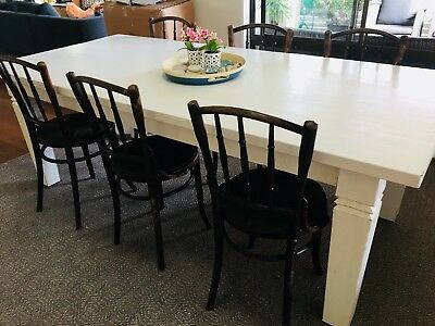 6 x Bentwood Dining Chairs