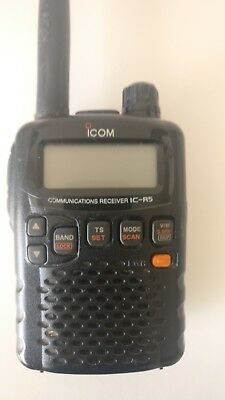 Portable Radio Scanner  Icom IC-R5