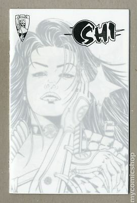 Shi The Way of the Warrior Ashcan #6 1994 NM 9.4