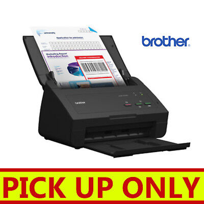 Brother High Speed 2-sided Document Scanner {NEW} ADS-2100e [PICK UP ONLY vic]