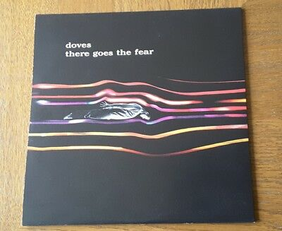 """Doves There Goes The Fear - Ltd 10"""" Vinyl Single Elbow"""