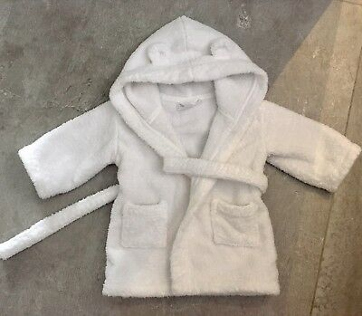 The Little White Company Robe, Age 6-12 Months