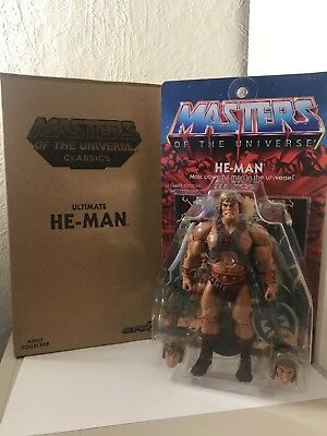 He-Man Ultimate Edition Super7 Masters of the Universe