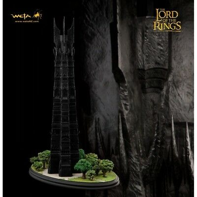 Weta Ortanc Tower Lord of the Rings Statue