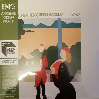 Eno - Another Green World - Abbey Road Half Speed Master Vinyl 2 LP NEW SEALED