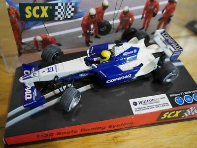 SCX F1 Williams