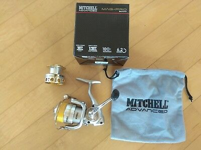 Spinnrolle MITCHELL ADVANCED MAG-PRO 2000