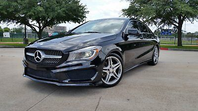 2014 Mercedes-Benz CLA-Class  2014 Mercedes-Benz CLA 250. Excellent Condition. Only 23K miles!