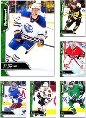 2016-17 Parkhurst **** PICK YOUR CARD **** From The Base SET [151-330]