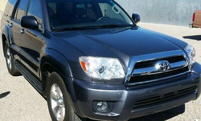 2008 Toyota 4Runner  2008 Toyota 4Runner Limited *RESTORED SALVAGE TITLE*